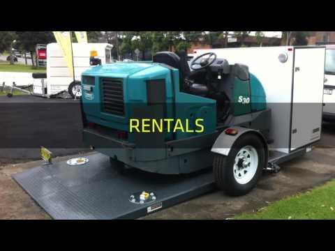 Floor Scrubber Rentals Toronto (1-877-941-1120)