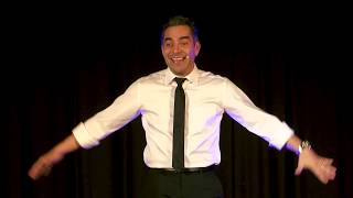 RetOmar: Te reto a ser feliz | Omar Chaparro | TEDxTijuana