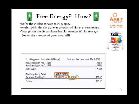 FREE ENERGY | How you can get FREE ENERGY!!!