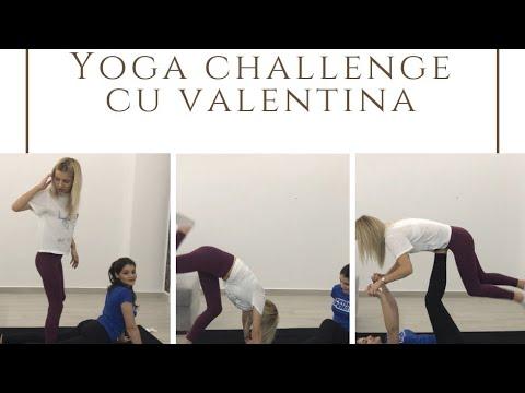 YOGA CHALLENGE CU VALENTINA thumbnail