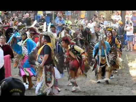 Native American Indian Ceremony Dance | Jason Asselin