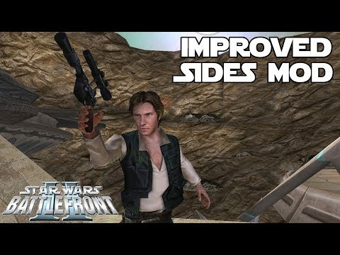 Star Wars Battlefront 2 Mod | Improved Sides Mod thumbnail