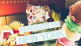 PERDIDOS EM  NY- SOHO E BROOKLIN