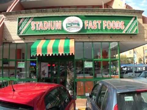 Stadium Fast Foods Bloemfontein