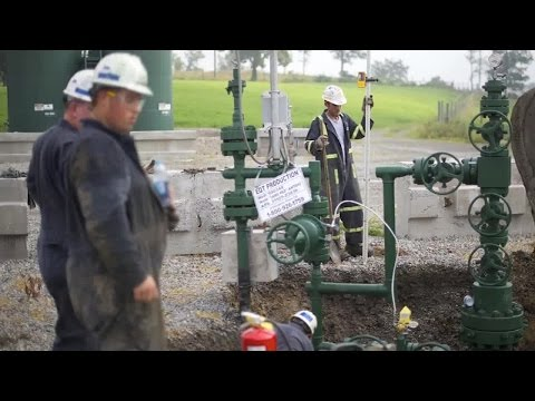 Fracking Work is Hazardous to Your Health