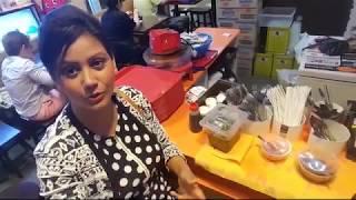 How is Shopping in Singapore? Mamta Sachdeva Air hostess