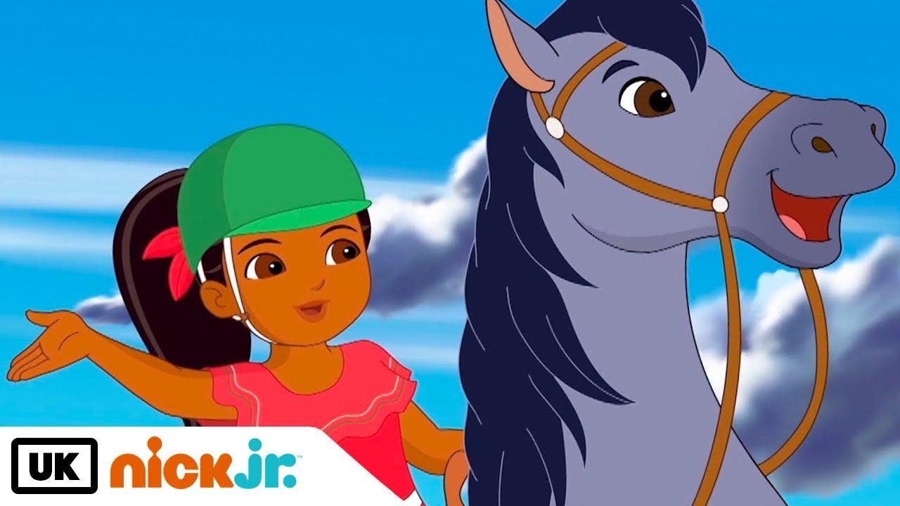 Dora and Friends | Meet Naiya | Nick Jr. UK - YouTube