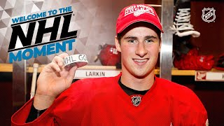 Welcome to the NHL Moment: Dylan Larkin