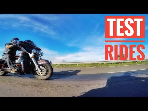 Test Rides - Ride Along Motorcycle Tours Philippines