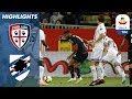 Video Gol Pertandingan Cagliari vs Sampdoria