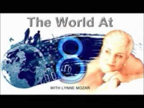 World at 8 Monday 13 August 2012