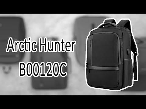"Arctic Hunter B00120C Black 15.6"""