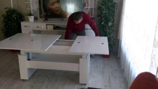 TV ÜNİTESİ VE MASASI