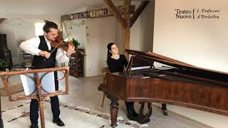 Raff: Cavatina - Jakob Lehmann, Imke Lichtwark - Teatro Nuovo Bel Canto Collection