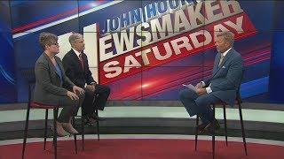 Newsmaker Saturday: Katie Hobbs, Steve Gaynor