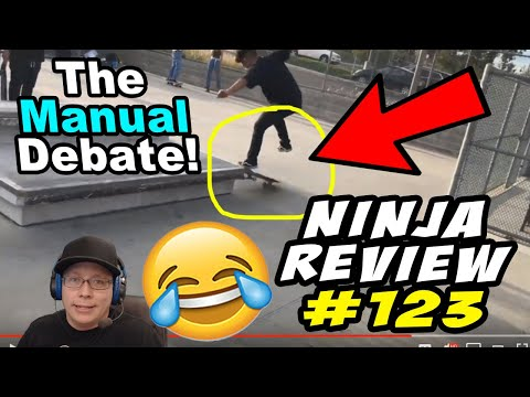 Ninja Review #123: When Should A Manual End?
