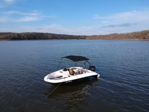 2018 Bayliner Element Owner Review - Top Speed - WILL IT FIT?