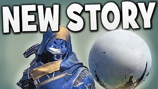 Destiny - NEW STORY New Raid Gear & Weapons (Leak) !!