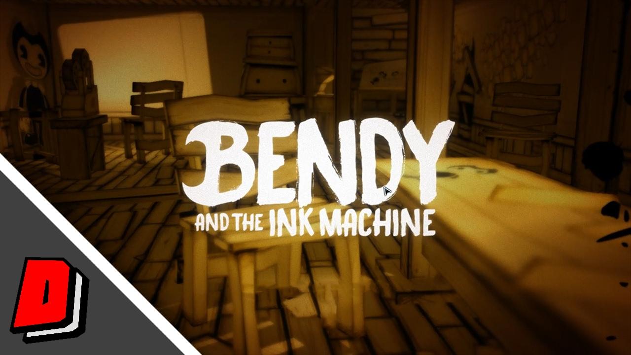 Bendy and the Ink Machine - If Tim Burton Did Disney ...
