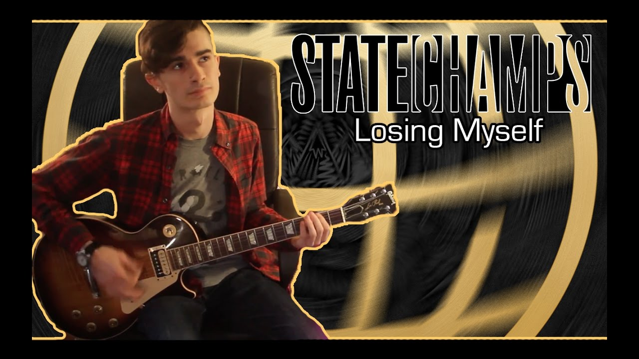 State Champs - Losing Myself (Guitar & Bass Cover w/ Tabs)