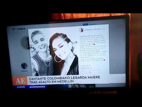 Legarda murió noticia en Perú 😞😞😭😭