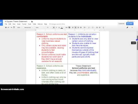 Term paper examples essays