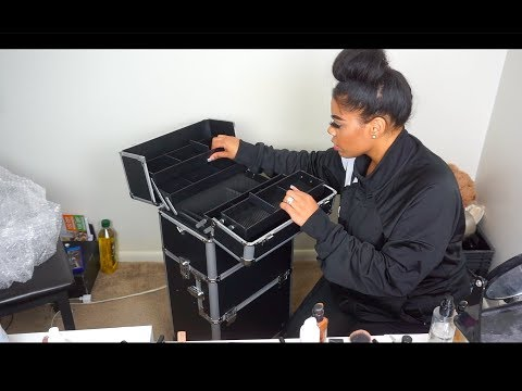 Yaheetech 3 In 1 Makeup Train Case Review