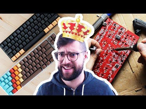 ¡Tuneando teclados mecánicos! Parte 2: Cambiar keycaps y switches