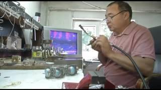 видео Чистка ювелирных изделий в Ювелирной Мастерской