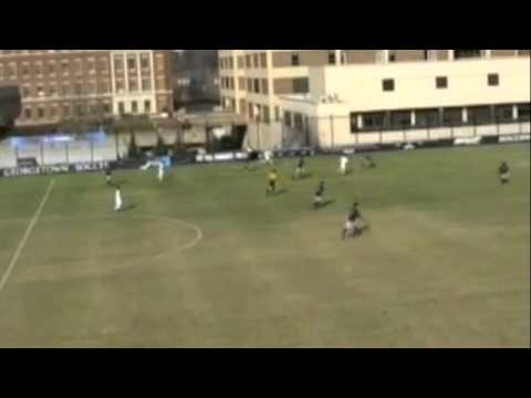 Michigan State Soccer - at #6 Georgetown (NCAA 3rd Round) 12/1/13