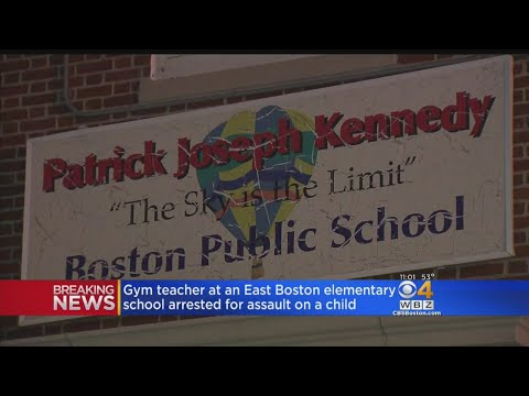 Gym Teacher Arrested For Assault On Child In East Boston
