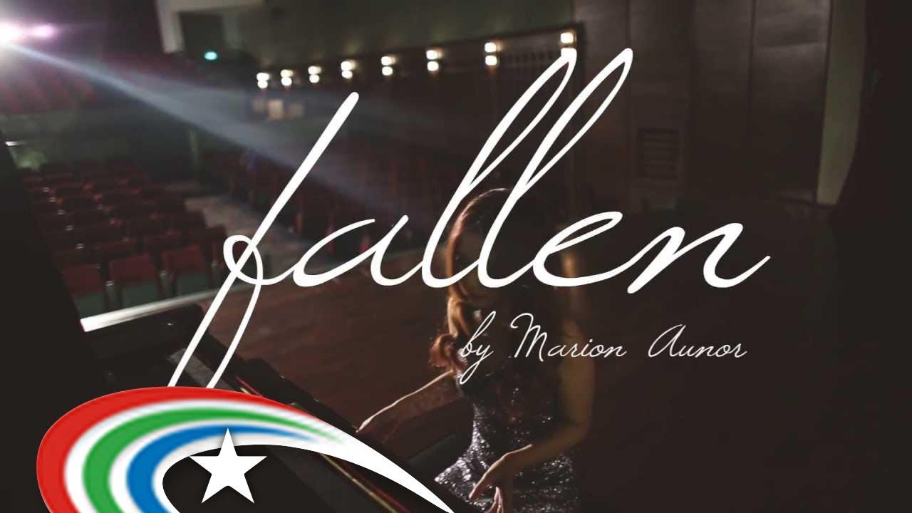 marion-aunor-fallen-official-music-video-starrecordsinc