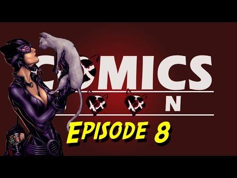Comics Soon Catwoman Episode 8 Partie 2