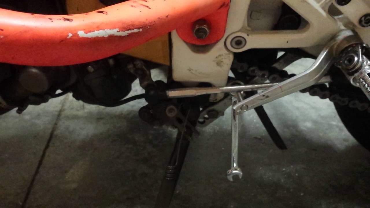 How to fix a broken shift lever   Cheap