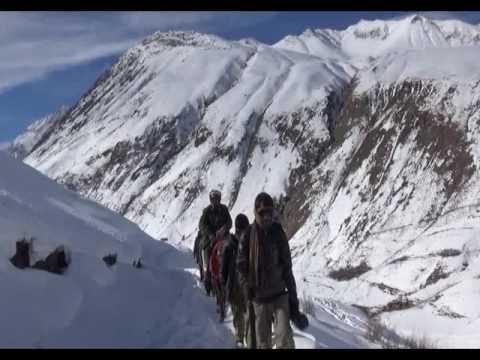 Chitral Snowfall