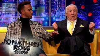 Lewis Hamilton Avoids the Roads of California | The Jonathan Ross Show