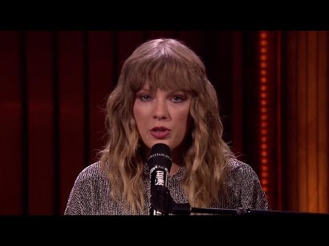 Jimmy Fallon CRIES During Taylor Swift's