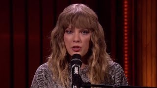 connectYoutube - Jimmy Fallon CRIES During Taylor Swift's
