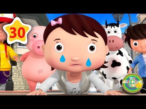 Friends Play Together! | Kids Videos | Little Baby Bum | ABCs and 123s