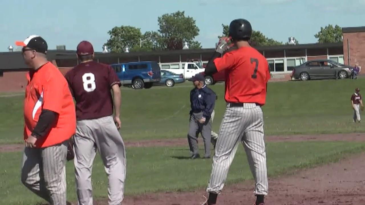 NCCS - Plattsburgh Baseball B Q-F  5-27-13