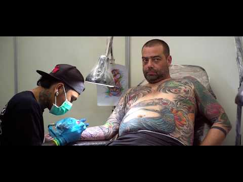 Bali Tattoo Expo 2018 - Day 1 Full Recap