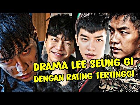 8 DRAMA KOREA LEE SEUNG GI DENGAN RATING TERTINGGI