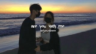 lost frequencies, are you with me // oh no i hope i don't fall (slowed + reverb)
