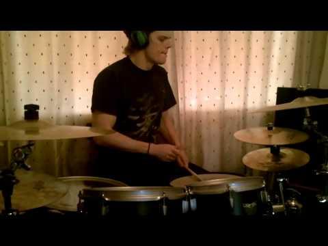 damageplan - blink of an eye (drum cover)