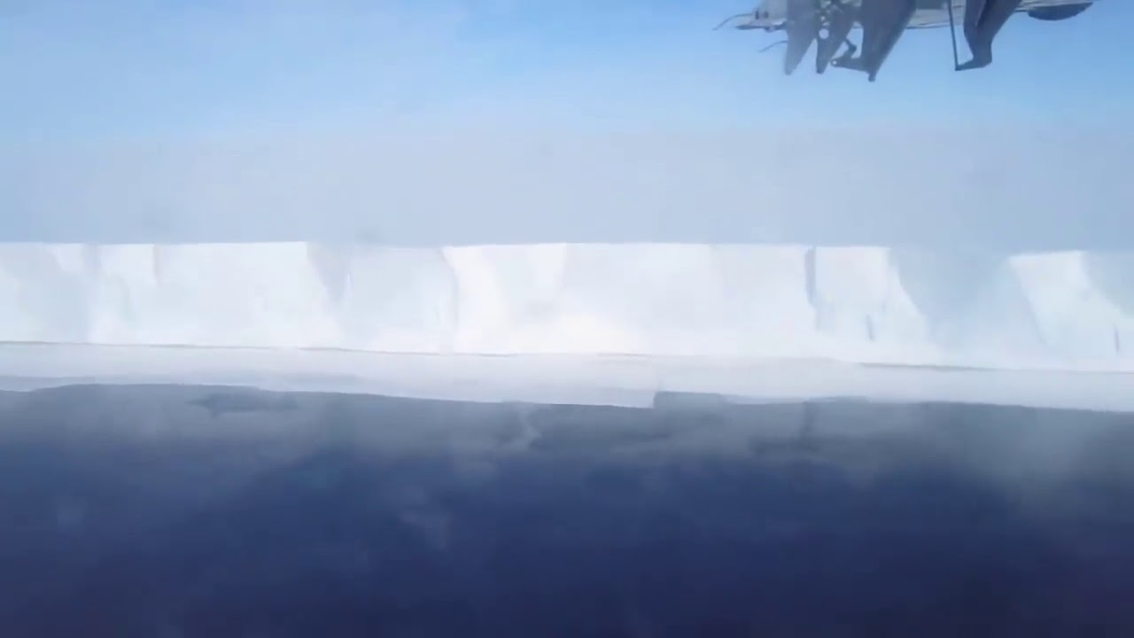 The Arctic Wall