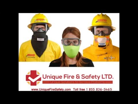 Smoke Masks - Wildfire, Structure, Disaster