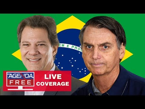 Brazil Election Results - LIVE COVERAGE