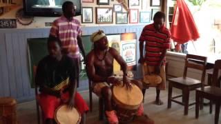 Garifuna Drummers Thumbnail