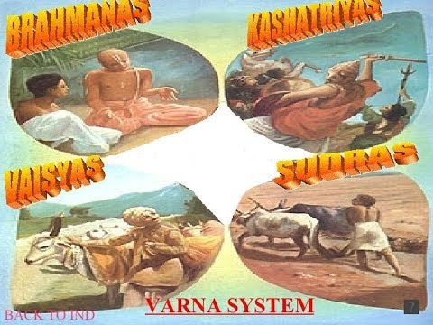 what is the varna system