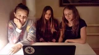 """Димаш Кудайбергенов """"Sos"""". Реакция подростков."""